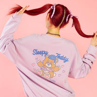 Teddy Sweat Shirt (Purple)
