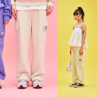 Cotton Pocket Pants (Ivory)