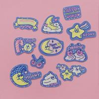 [Sleepy World] Sticker Pieces