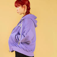 [ND] HOOD ZIP (PURPLE)