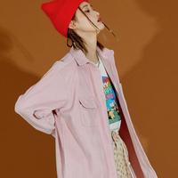 ND 21FW Corduroy Shirt (Pink)
