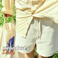 NDD 21SS 1/2 Pants_Jacquard