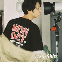 NEONDUST. 1/2 T-shirt.