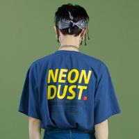 [ND] 19SM 1/2 T-Shirt (Navy)