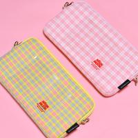 (再入荷)Midium Pouch Bag (Switch Size)