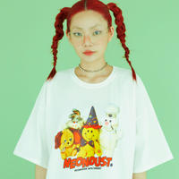 再入荷[ND.] 20SM Friends T-shirt (White)
