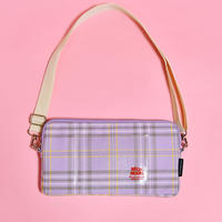 Purple Pouch Bag (Switch Size)