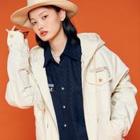 19F DUST Jacket (Ivory)