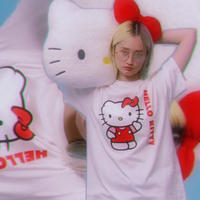 Hello Kitty 1/2 T-Shirt
