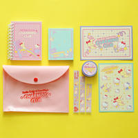 HELLO KITTY CHARMING CLUB Stationery Pack