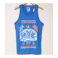 ADIDAS GO TO  NYC TANK TOP BLUE Size US S