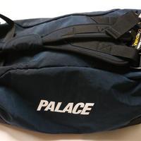PALACESKATEBOARDS CLIPPER BAG NAVY