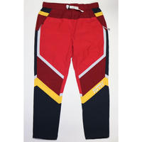 KITH Colorblocked Track Pant Red Multi Size L