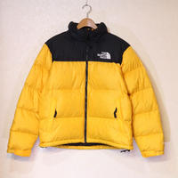 THE NORTH FACE 1996 RETRO NUPTSE DOWN JACKET ヌプシ イエロー Size L