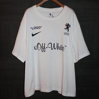 NikeLab x OFF-WHITE Mercurial NRG Tee White XXL