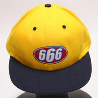 Supreme 2017S/S666 6-PANEL CAP GOLD