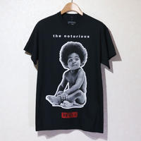 THE NOTORIOUS B.I.G. READY TO DIE Tee Black Size M