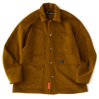 FAT エフエイティー BEAVERALL ジャケット Yellow Size:FAT
