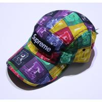 SUPREME BLOCKS CAMP CAP MULTI