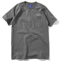 LAFAYETTE NY SOUVENIR POCKET TEE Charcoal Gray Size XL