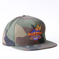 SUPREME FIRE 5-PANEL WOODLANC