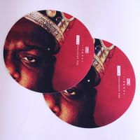 KITH x BIGGIE NOTORIOUS SLIPMAT Red