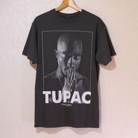 TUPAC S/S Tee チャコールグレー Size M