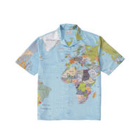 WORLD MAP SHIRT