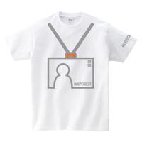 Tシャツ:無所属社員証01