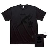 スポーツTシャツ:孤高のランナー02