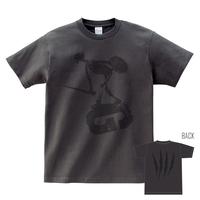 Tシャツ:スカル02