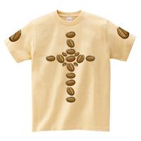 Tシャツ:Coffee Cross