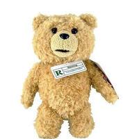 """テッド Ted コモンウェルストイズ Commonwealth Toys ぬいぐるみ おもちゃ Movie 8-Inch Plush [""""PG"""" Version]"""