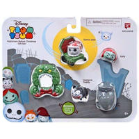 ナイトメア ビフォア クリスマス ジャックスパシフィック フィギュア おもちゃ Disney Tsum Tsum Exclusive 1-Inch Minifigure 3-Pack