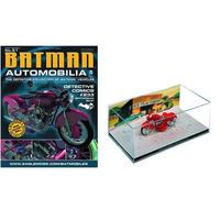 ディーシー Batman Automobilia Collection - No.51 Batwoman Bike (Detective Comics #233)