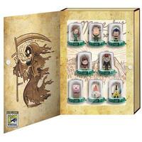 怪奇ゾーン グラビティフォールズ Gravity Falls UCC  Distributing Inc. フィギュア  Disney Domez Exclusive Figure 8-Pack