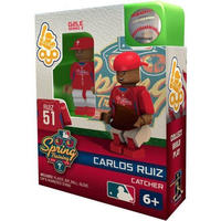 MLB Oyo フィギュア おもちゃ Philadelphia Phillies Generation 2 Series 3 Carlos Ruiz  [Spring Training]
