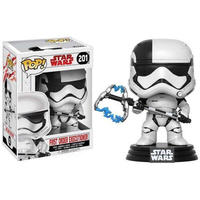 ファンコ Funko フィギュア おもちゃ The Last Jedi POP! Star Wars First Order Executioner Vinyl Bobble Head #201