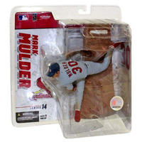 マクファーレントイズ フィギュア おもちゃ MLB Sports  Mark Mulder (St. Louis Cardinals) [Gray Jersey Variant]