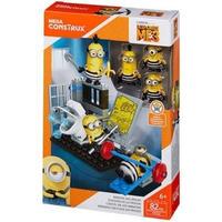 怪盗グルーの月泥棒 Despicable Me メガブロックス Mega Bloks おもちゃ 3 Mega Construx Minion Jail Break Set FFJ32
