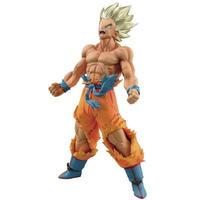 ドラゴンボール Dragon Ball バンプレスト BanPresto フィギュア おもちゃ Z Blood of Saiyans Super Saiyan Goku 7.1-Inch