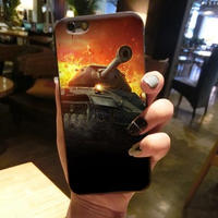 World of Tanks ワールドオブタンクス WoT TPU シリコン Iphone ケース アイフォンケース  WoTグッズ  9