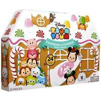 ディズニー Disney ジャックスパシフィック Jakks Pacific カレンダー おもちゃ Tsum Tsum Countdown to Christmas Advent Calendar