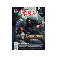 ゲーム トレード マガジン アライアンスゲーム ALLIANCE GAME DISTRIBUTORS Game Trade Magazine Issue Pathfinder Iron Gods