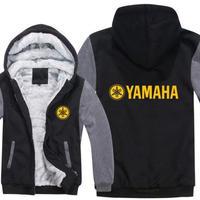 高品質 ヤマハ YAMAHAパーカー あったかい フリースパーカー ジップアップ  衣装 コスチューム 小道具 海外限定 非売品 映画グッズ 映画関連  16