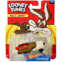 ホットウィール Hot Wheels マテル Mattel Toys おもちゃ Looney Tunes Character Cars Wile E. Coyote Die-Cast Car #5/6