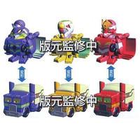 新世紀エヴァンゲリオン エヴァンゲリオン タカラトミー TAKARA TOMY Q Transformers QTC02 Evangelion Three Pack