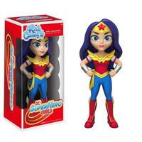ワンダーウーマン Wonder Woman ファンコ Funko フィギュア おもちゃ DC Super Hero Girls Rock Candy Vinyl Figure [SHG]