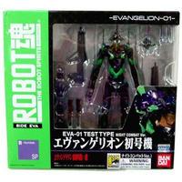 新世紀エヴァンゲリオン Neon Genesis Evangelion バンダイ フィギュア おもちゃ Robot Spirits EVA-01 Test Type  [Night Combat]