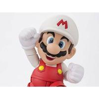 スーパーマリオ マリオ バンダイ BANDAI JAPAN Super Mario Brothers S.H.Figuarts Fire Mario
